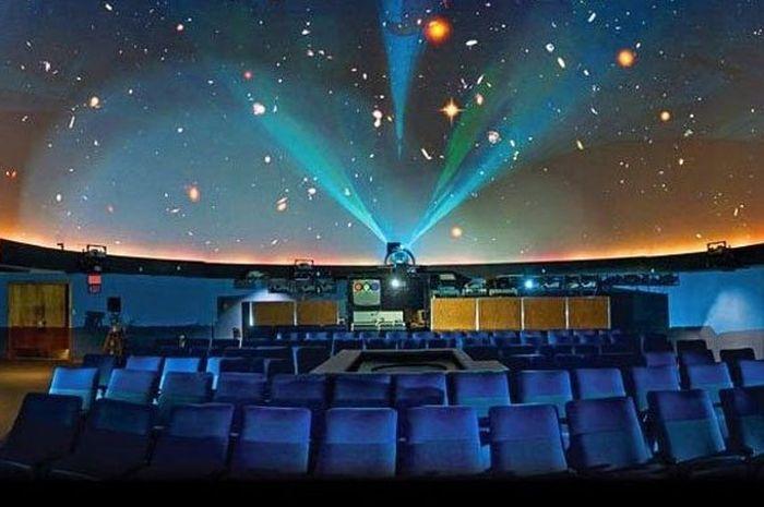 Planetarium Jakarta wisata edukasi di jakarta